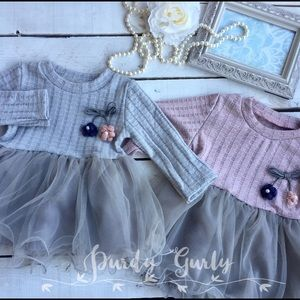 Other - Baby sweater dress